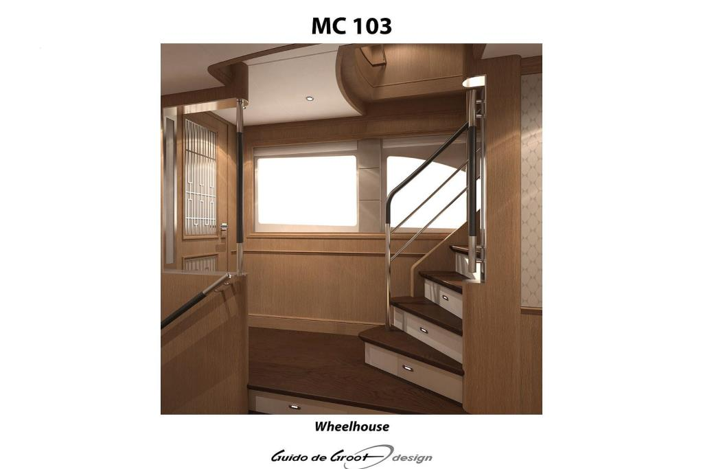 2018 Selene 110 Trideck Motor Yacht Image Thumbnail #33