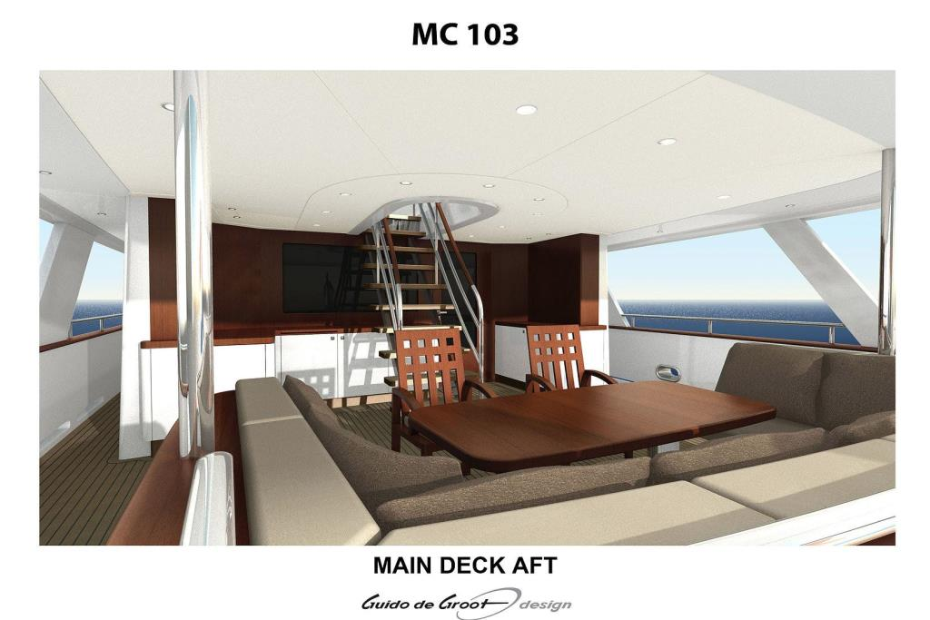 2018 Selene 110 Trideck Motor Yacht Image Thumbnail #34