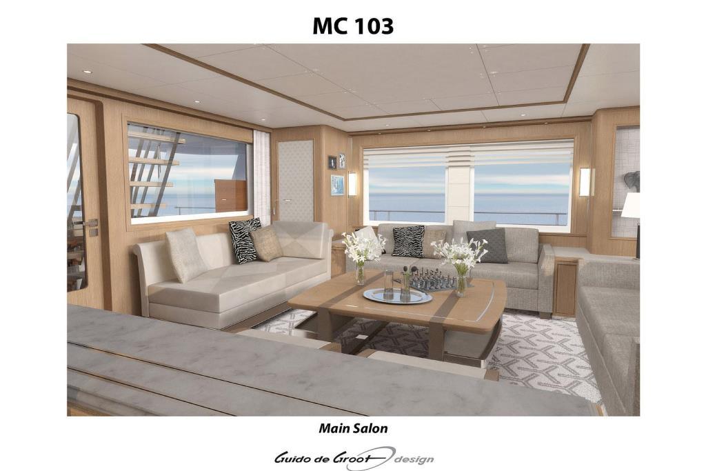 2018 Selene 110 Trideck Motor Yacht Image Thumbnail #37