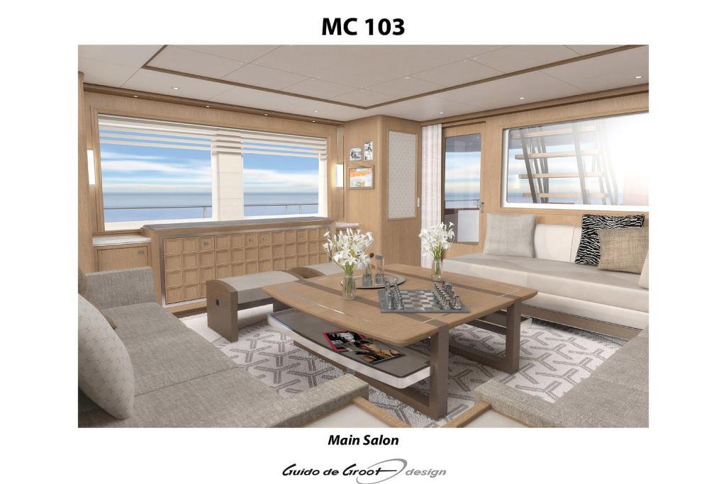 2018 Selene 110 Trideck Motor Yacht Image Thumbnail #39