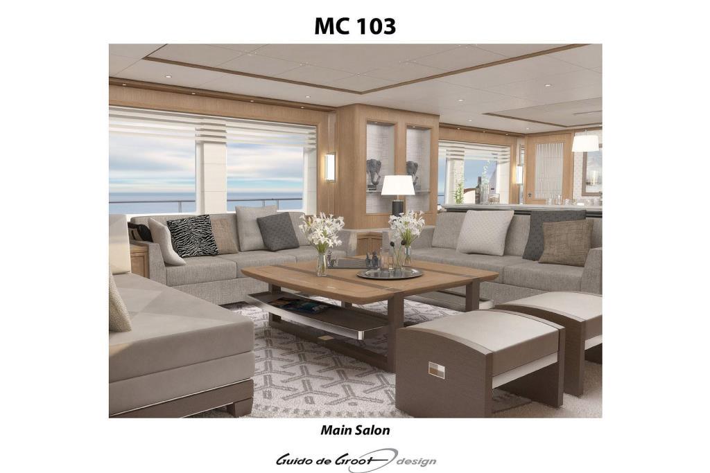 2018 Selene 110 Trideck Motor Yacht Image Thumbnail #40