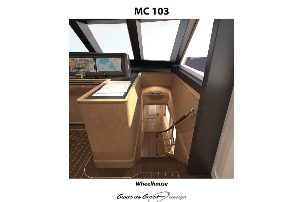 2018 Selene 110 Trideck Motor Yacht Image Thumbnail #43