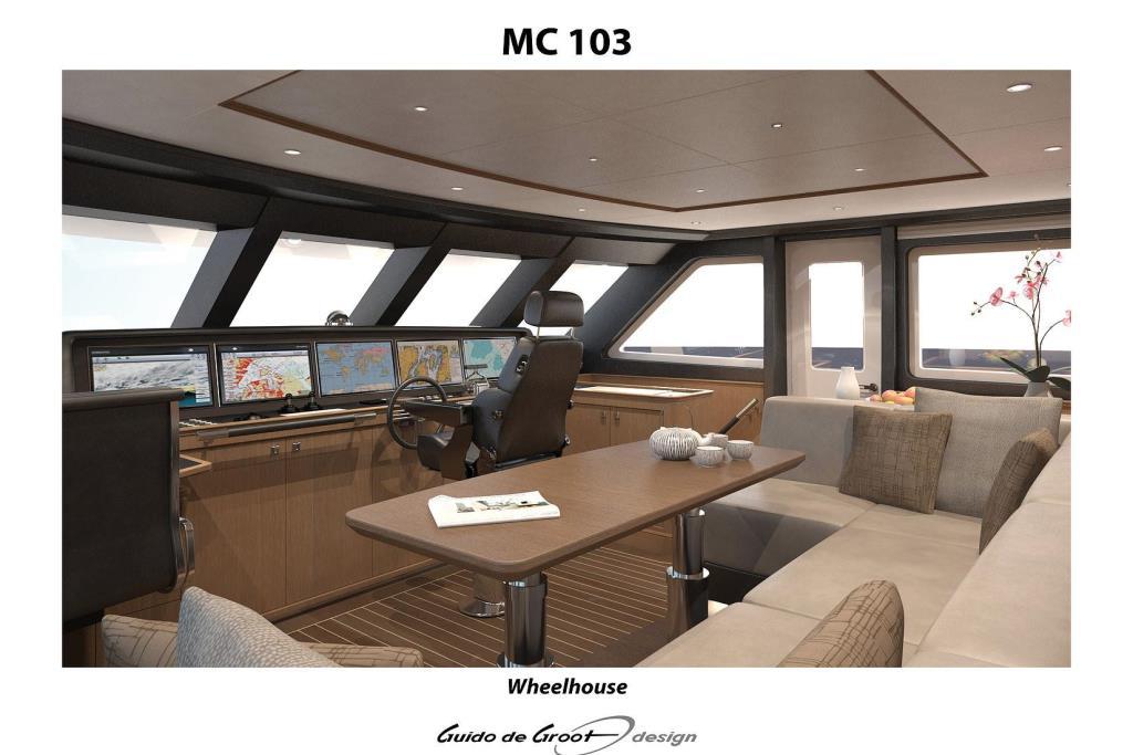 2018 Selene 110 Trideck Motor Yacht Image Thumbnail #44