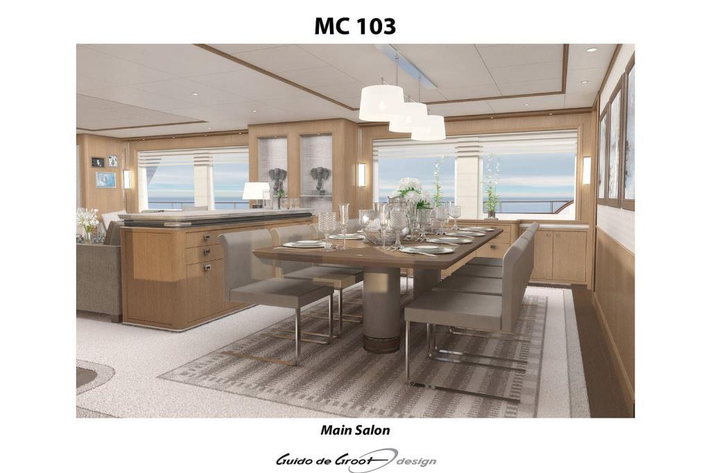 2018 Selene 110 Trideck Motor Yacht Image Thumbnail #45