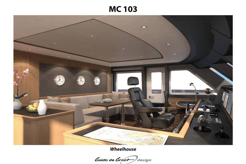 2018 Selene 110 Trideck Motor Yacht Image Thumbnail #47