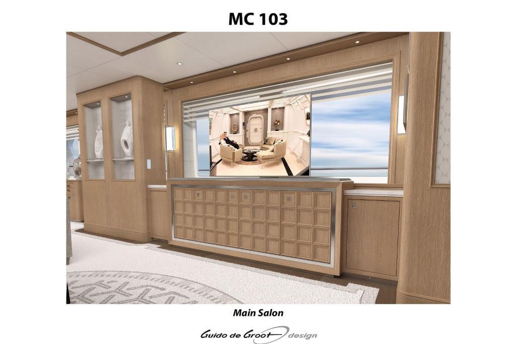 2018 Selene 110 Trideck Motor Yacht Image Thumbnail #48