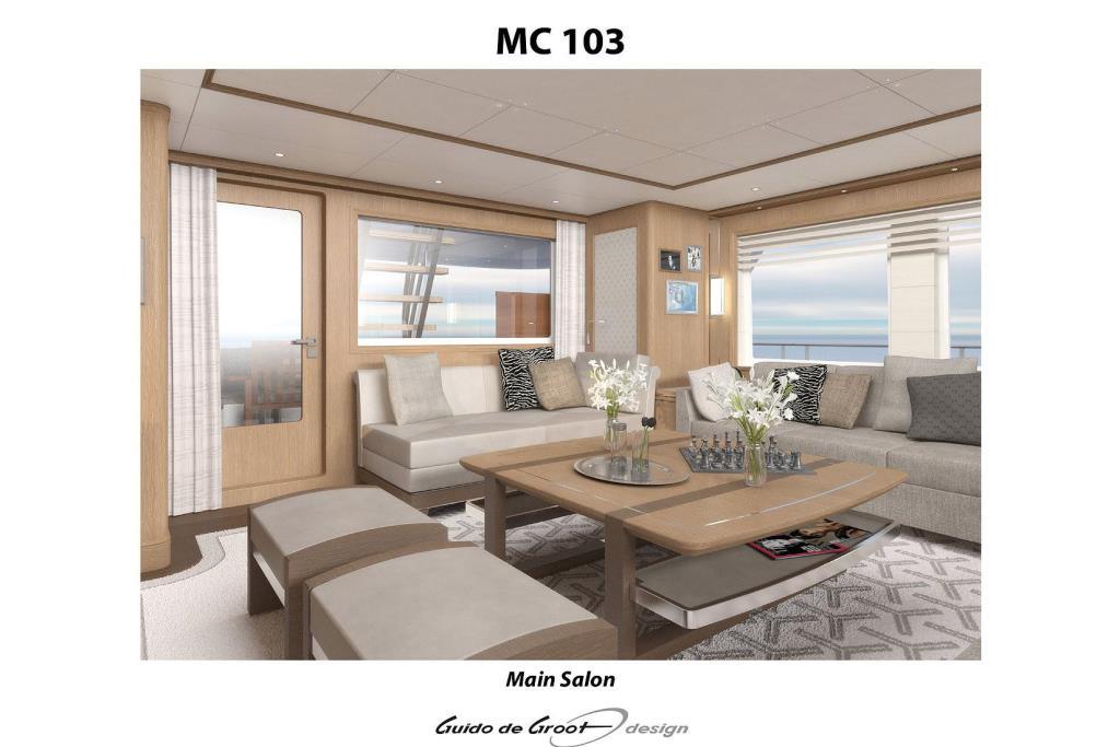 2018 Selene 110 Trideck Motor Yacht Image Thumbnail #51