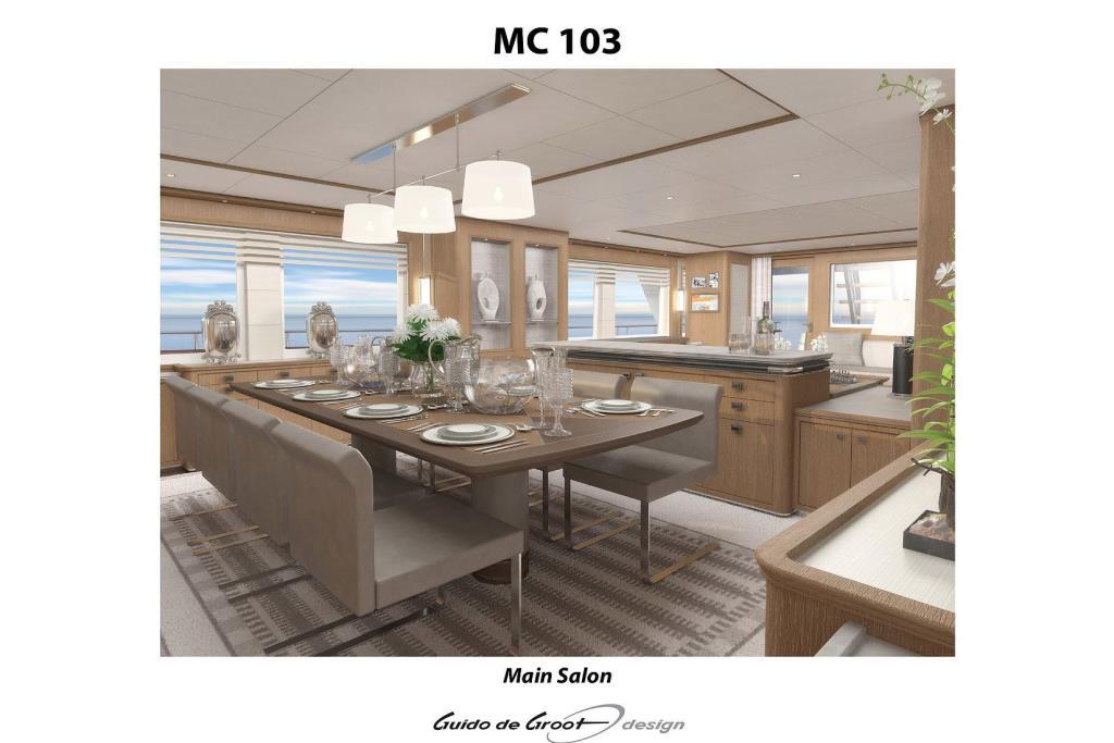 2018 Selene 110 Trideck Motor Yacht Image Thumbnail #53