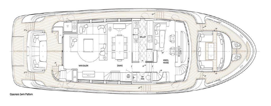 2018 Selene 110 Trideck Motor Yacht Image Thumbnail #55