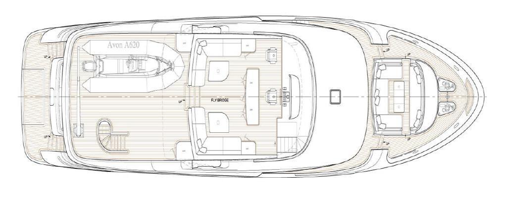 2018 Selene 110 Trideck Motor Yacht Image Thumbnail #56