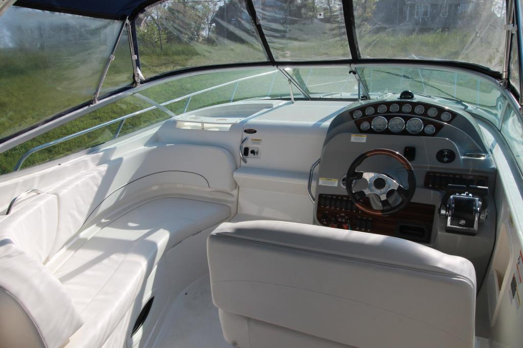 2012 Bayliner 335 SPORT BRIDGE Image Thumbnail #5