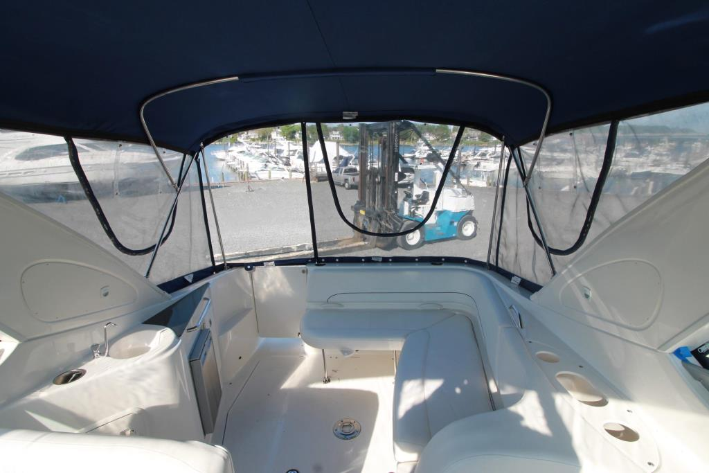 2012 Bayliner 335 SPORT BRIDGE Image Thumbnail #7