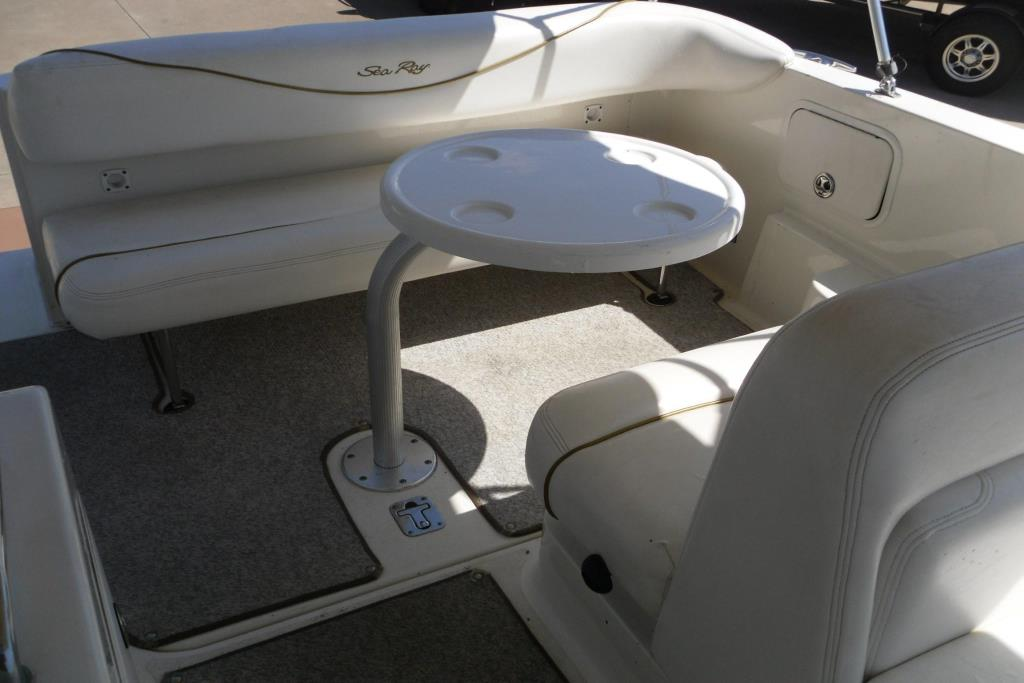 2002 Sea Ray 260 Sundancer Image Thumbnail #8