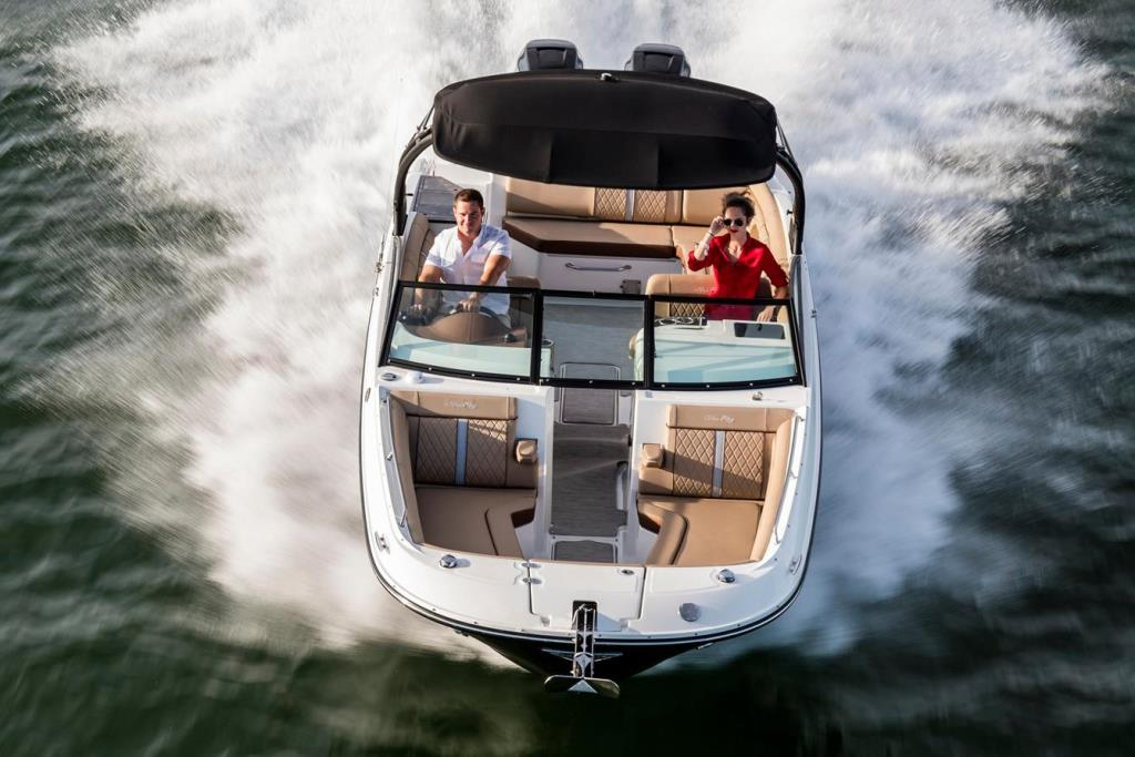 2019 Sea Ray SDX 290 Outboard Image Thumbnail #4