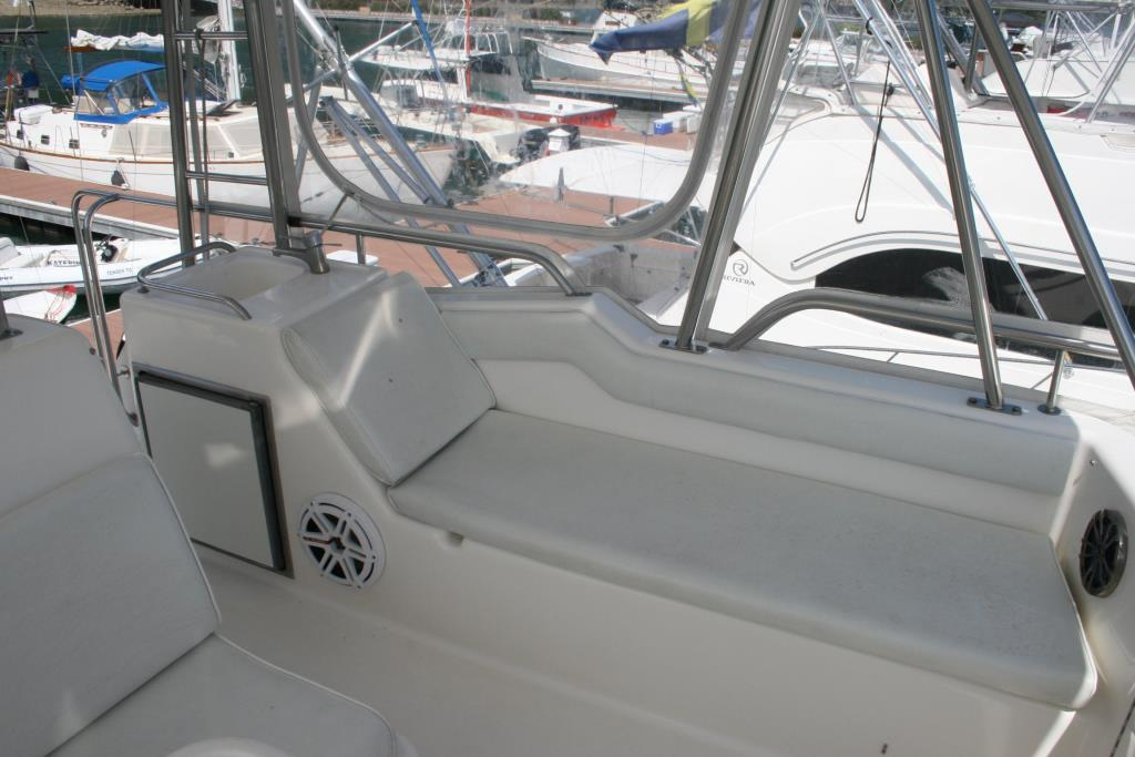 1999 Riviera Marine FLYBRIDGE Image Thumbnail #5