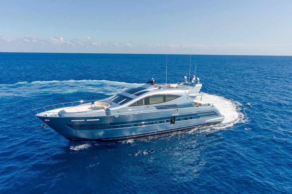2016 Cerri Cantieri Navali CCN 102 FLYING SPORT Image Thumbnail #43