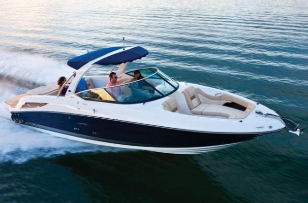 2013 Sea Ray 300 SLX Image Thumbnail #43