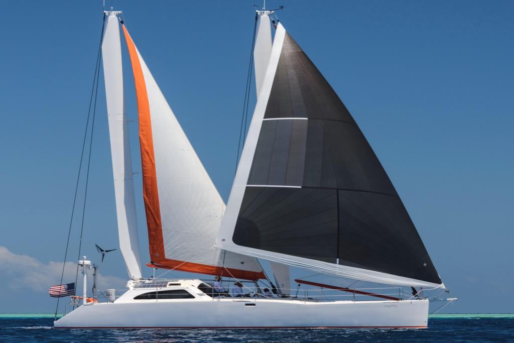 47 Atlantic Motor Vessel: 2016 Chris White ATLANTIC 47 Worldwide Broker