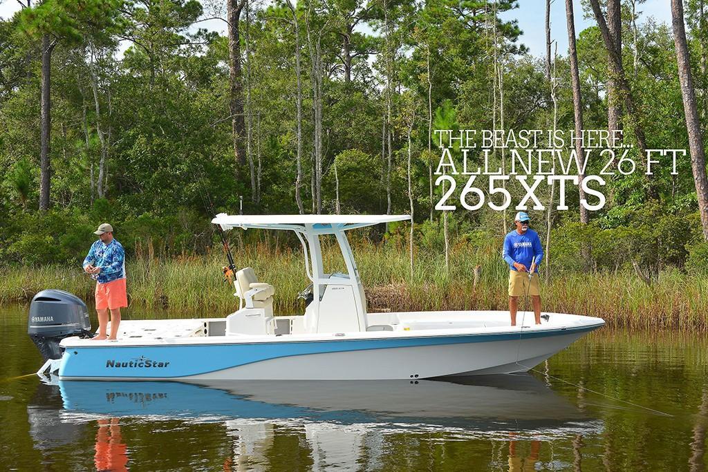 2020 NauticStar                                                              265 XTS Image Thumbnail #21