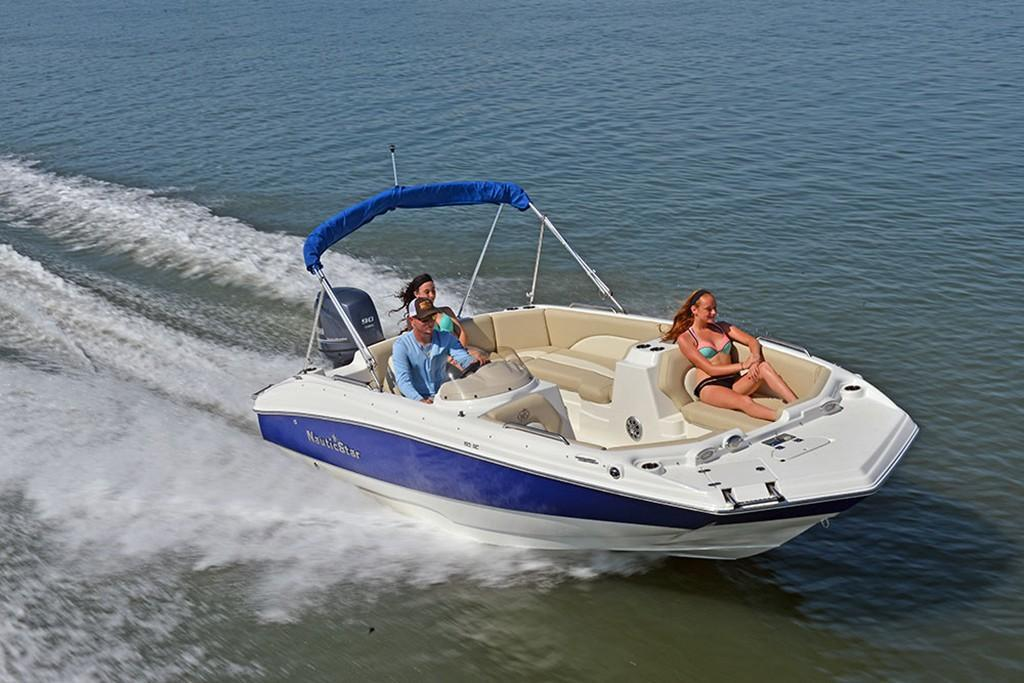 Thumbnail 3 for 2021 NauticStar 193 Side Console
