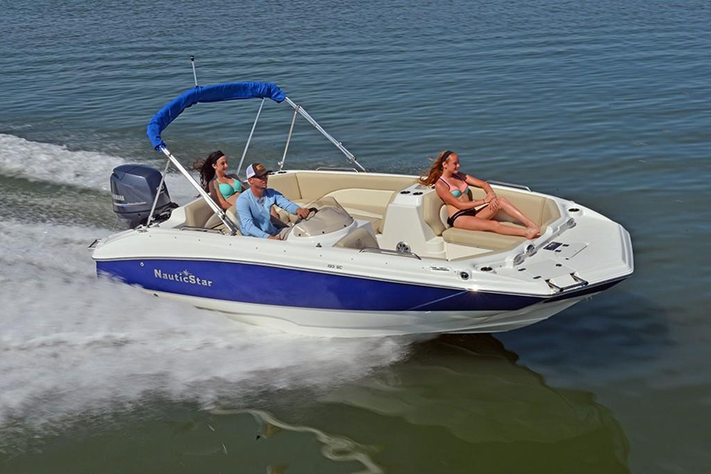 Photo 5 for 2021 NauticStar 193 Side Console