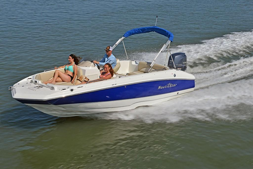 Photo 6 for 2021 NauticStar 193 Side Console