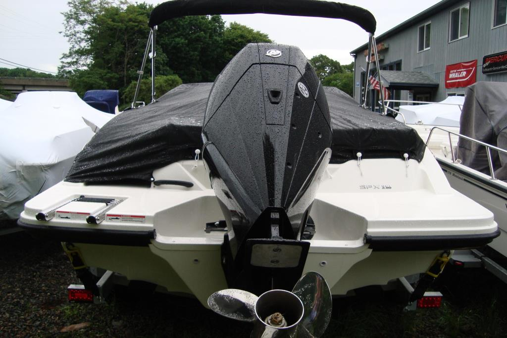 2019 Sea Ray SPX 210 Outboard Image Thumbnail #5