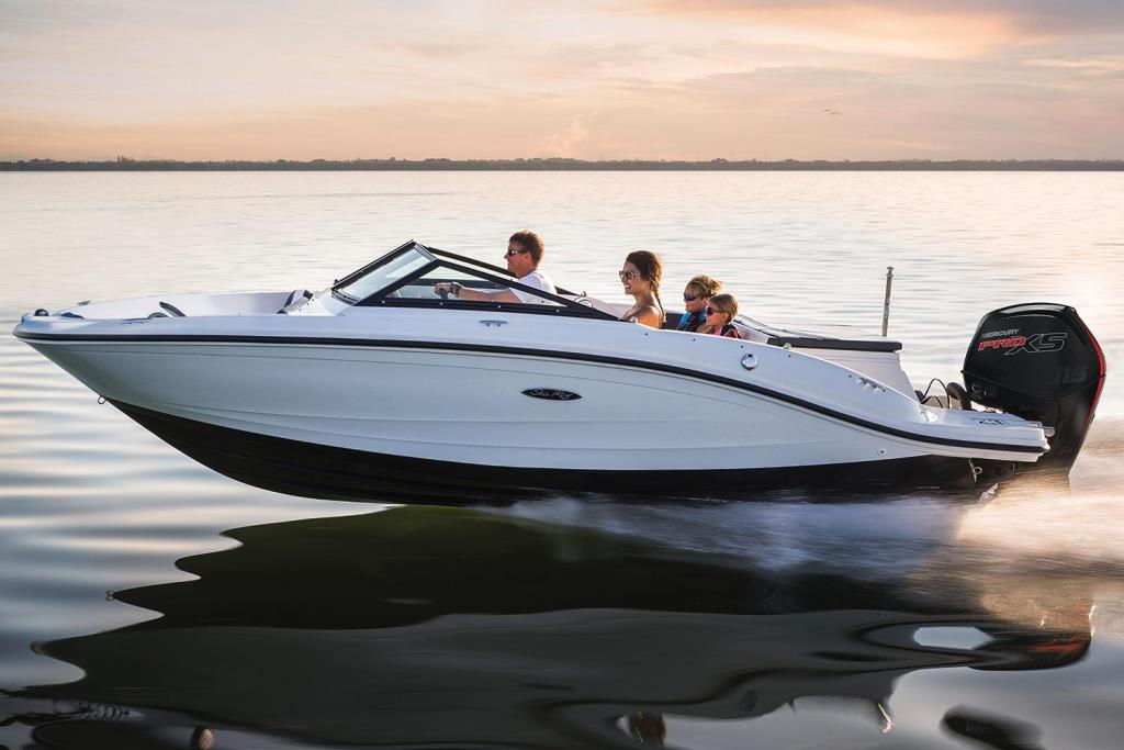 2019 Sea Ray SPX 190 Outboard Image Thumbnail #1