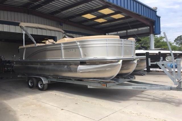 2018 Harris Pontoons Cruiser 200