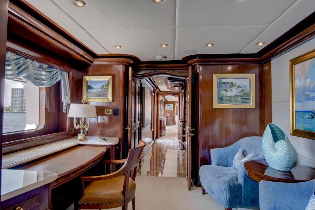 2010 Trinity Yachts Tri-Deck MY Image Thumbnail #24