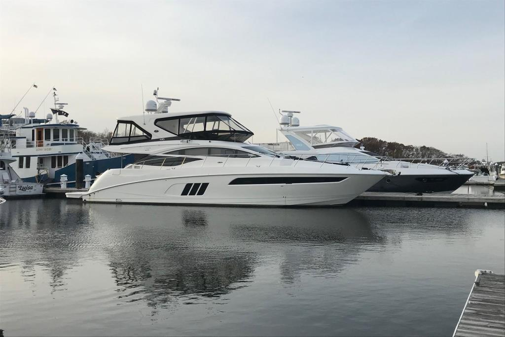 2016 Sea Ray L590 Fly