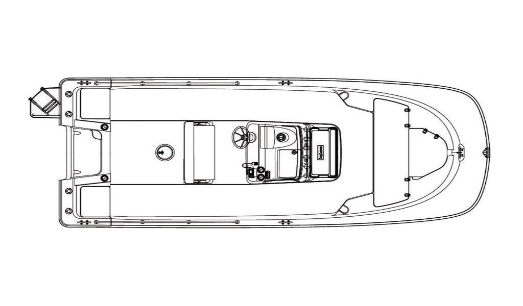 2019 Boston Whaler 210 Montauk Image Thumbnail #9