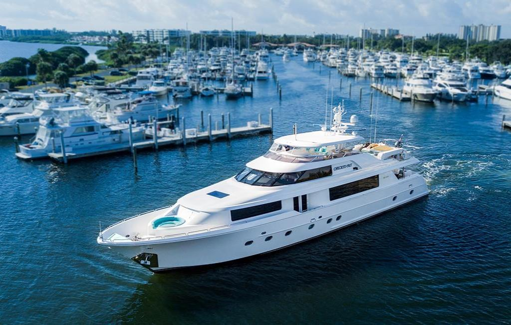 2016 Westport Raised Pilothouse Motoryacht