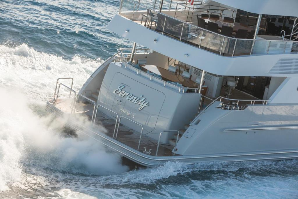 2016 IAG Tri-Deck Motor Yacht Image Thumbnail #3