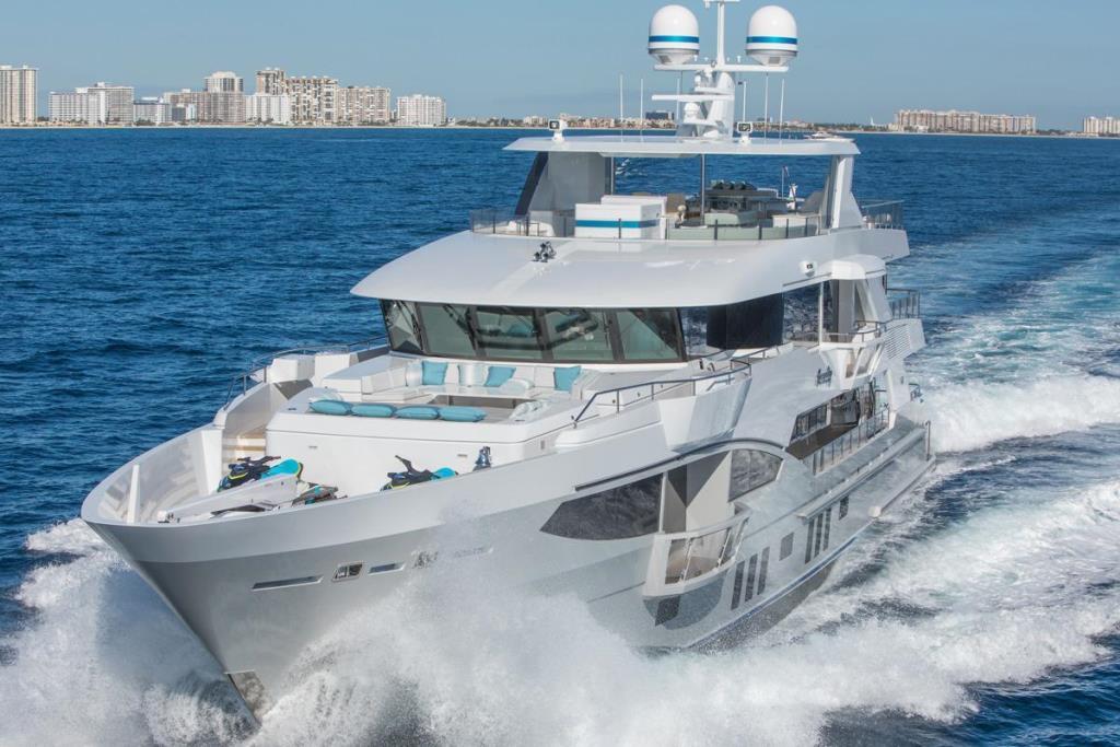 2016 IAG Tri-Deck Motor Yacht Image Thumbnail #1