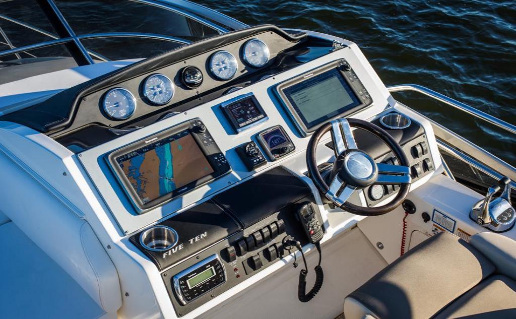 2015 Sea Ray 510 Fly Image Thumbnail #7
