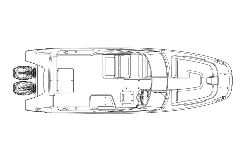 2019 Boston Whaler 270 Vantage Image Thumbnail #15