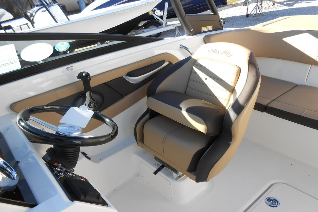 2019 Sea Ray SPX 190 Outboard Image Thumbnail #7