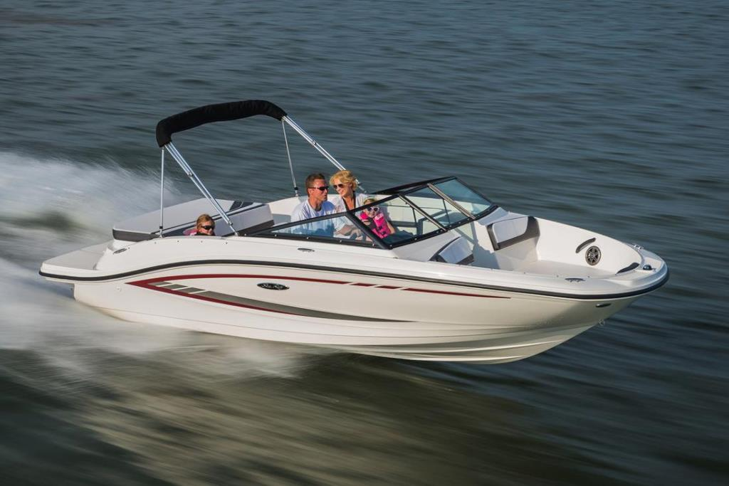 2019 Sea Ray SPX 190  Image Thumbnail #12