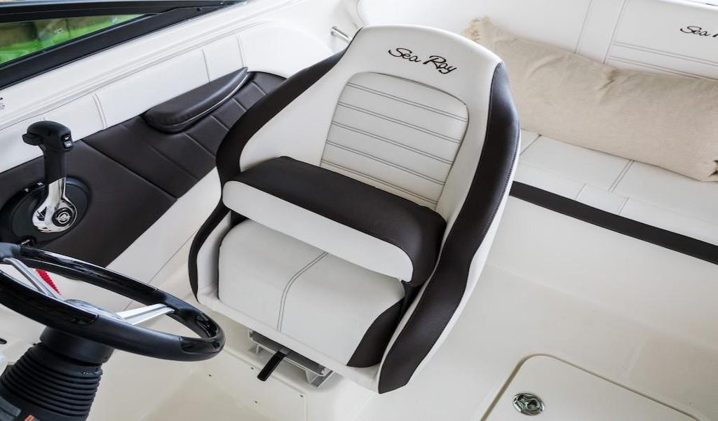 2019 Sea Ray SPX 190 Outboard Image Thumbnail #5