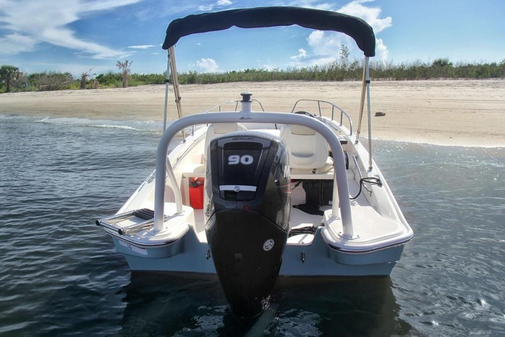 2019 Boston Whaler                                                              160 Super Sport Image Thumbnail #11