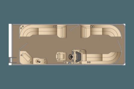 2019 Harris Cruiser 250 Image Thumbnail #15