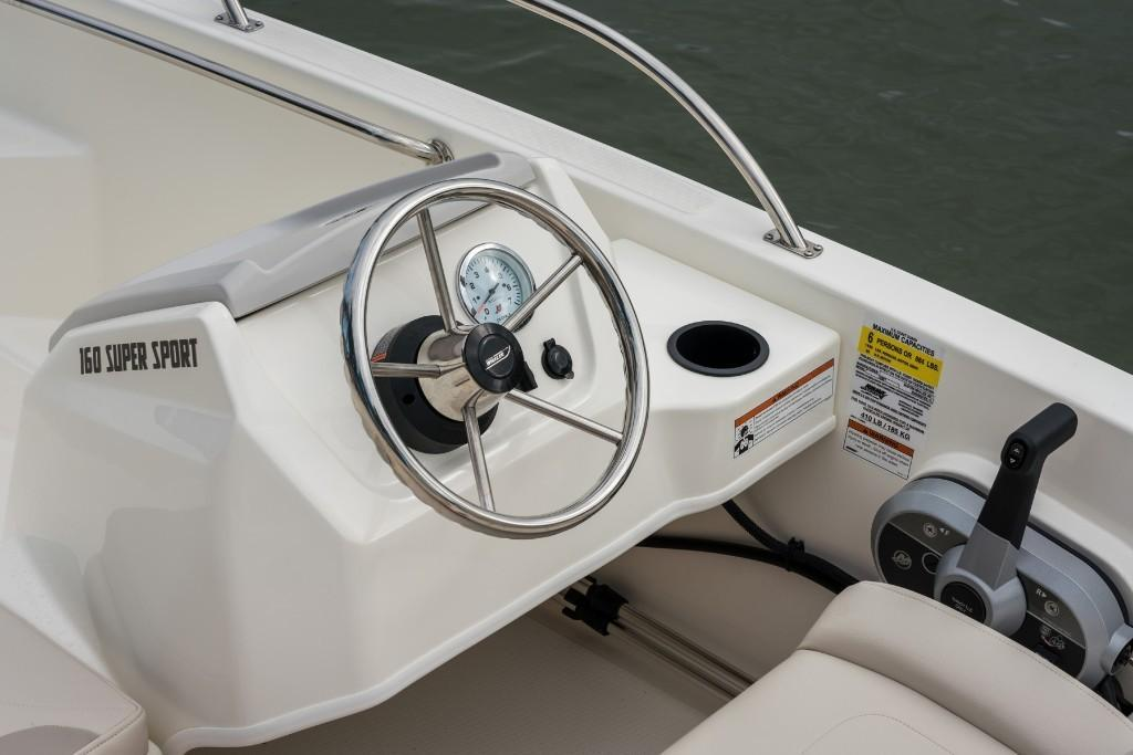 2021 Boston Whaler                                                              160 Super Sport Image Thumbnail #12