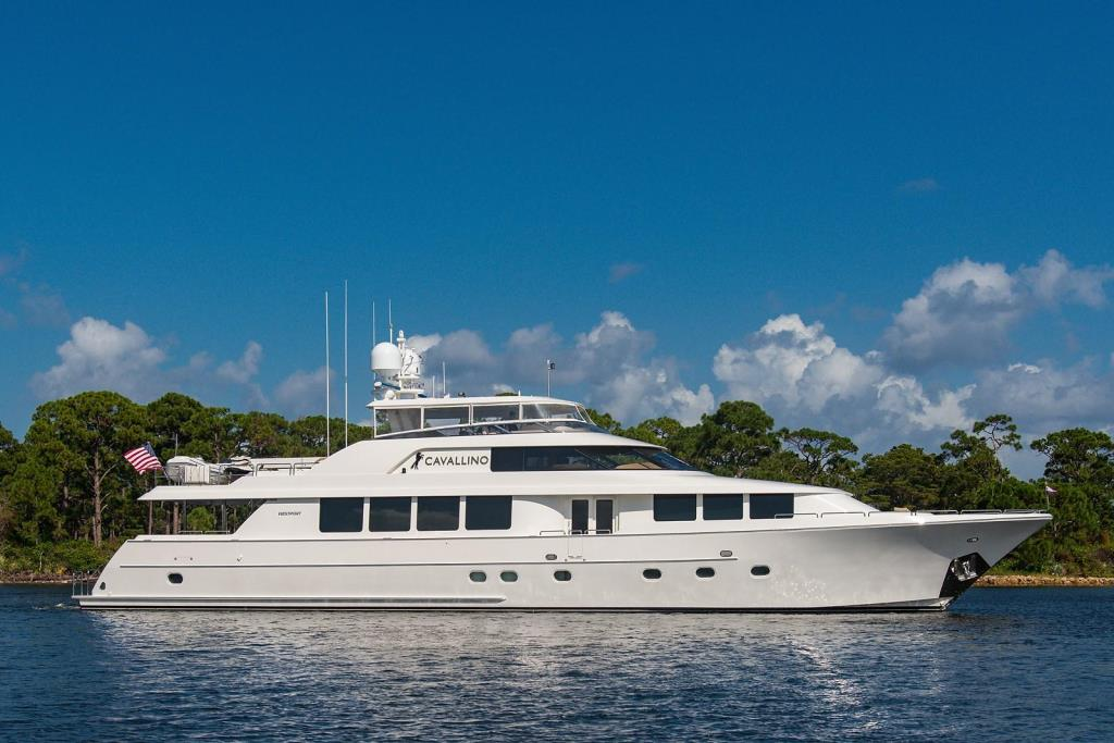 2010 Westport Raised Pilothouse
