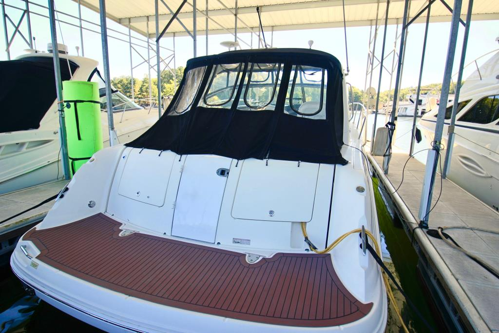 2008 Sea Ray 38 Sundancer Image Thumbnail #1