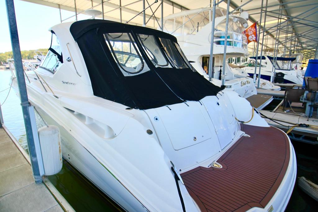 2008 Sea Ray 38 Sundancer Image Thumbnail #2