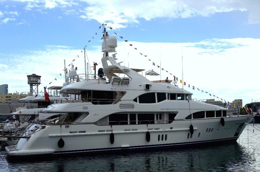 Photo 51 for 2010 Benetti Vision