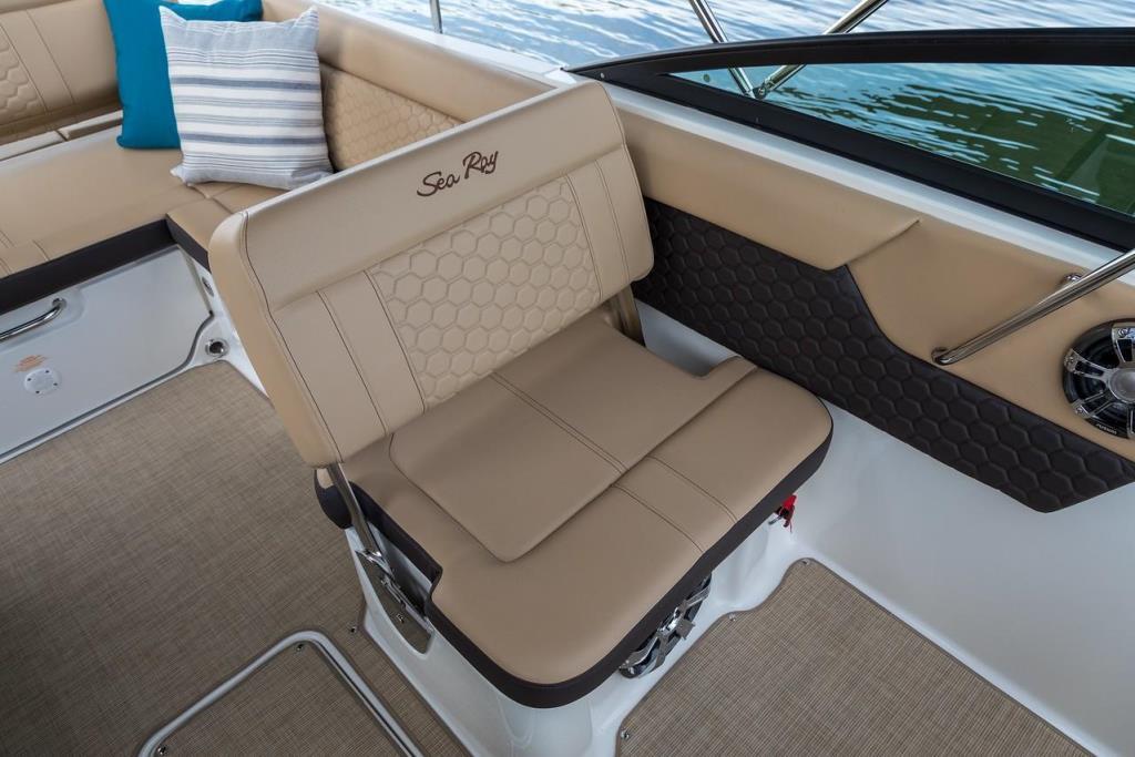2019 Sea Ray SDX 250 Outboard Image Thumbnail #9
