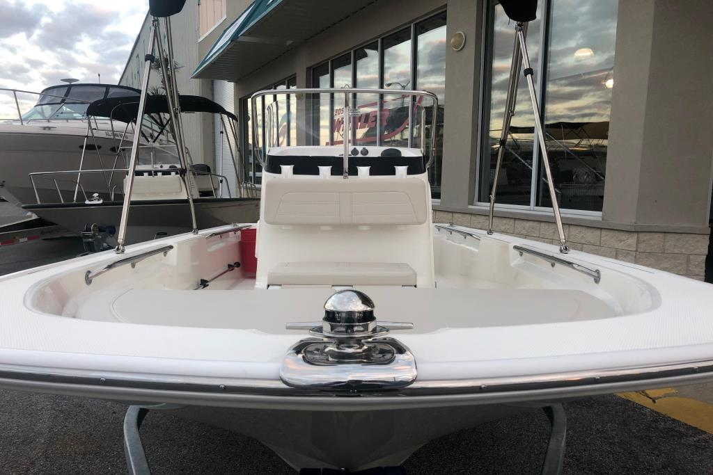 2019 Boston Whaler 150 Montauk Image Thumbnail #2