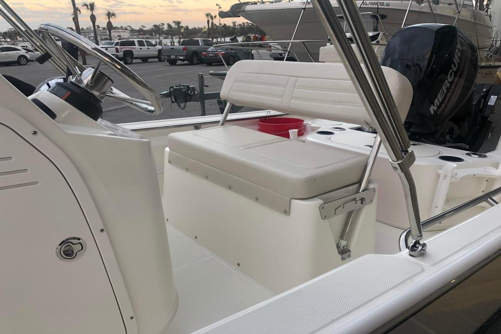 2019 Boston Whaler 150 Montauk Image Thumbnail #6